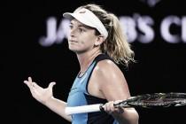Australian Open: Coco Vandeweghe stuns Angelique Kerber to reach a second Grand Slam quarterfinal