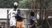 Cavalieri, Reginaldo e Nogueira: defesa do Flu amarga dia ruim contra Nova Iguaçu