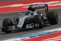 Rosberg el más rápido del viernes en casa