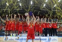 Europeo FIBA U20, Helsinki - In finale vince la Spagna sulla Lituania, podio alla Turchia. Italia quinta