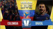 Colombia Sub-20 vs Brasil Sub-20 EN VIVO ahora (0-0)