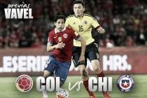Previa Colombia vs Chile: por el cetro continental