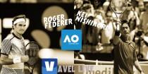 Federer - Nishikori diretta, LIVE Australian Open 2016/17 (3-2) - Trionfa Federer!
