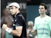 Australian Open second round preview: Gilles Muller vs Milos Raonic