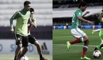 Márquez y Damm bajas para el juego ante Trinidad y Tobago