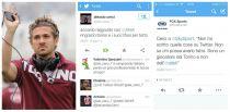 Cerci, Twitter e l'Atletico: mistero sul web