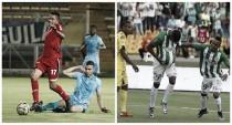 En vivo: Jaguares 0-0 Atlético Nacional online en la Liga Águila 2016