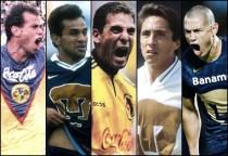 Top 5: Máximos goleadores del Clásico Capitalino