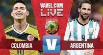 Resultado Colombia vs Argentina en Eliminatorias 2015 (0-1)