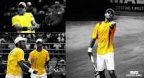 Definidos los representantes de Colombia para la Copa Davis