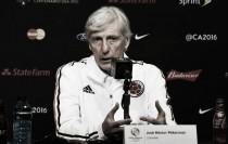 """José Pekerman: """"Estos jugadores fueron tomando mucha participación"""""""