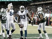 Sem dar chances, Colts vence Jets e chega na briga por playoffs
