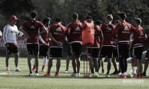 Lista de concentrados para jugar contra Vélez