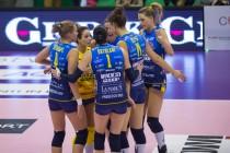 Volley, A1 femminile - Coppa Italia: nessun ribaltone. Passano Conegliano, Modena, Novara e Scandicci