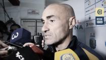 """Paolo Montero: """"Lo importante es que nos vamos con la victoria"""""""