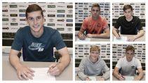 El Everton blinda a las perlas de su Academia