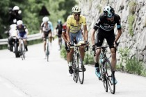 The speed is just not quite there yet for Contador