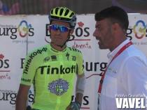 """Contador, crítico: """"Necesitas tener apoyo por delante pero no estamos en la mejor condición"""""""