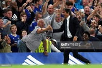 Antonio Conte left 'very happy' following Everton victory