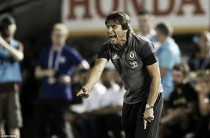 "Conte ""pleased"" with Chelsea victory"
