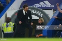 "Antonio Conte pleased to see Chelsea ""adapt"""