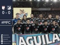 Santa Fe - Millonarios: puntuaciones de Millonarios, fecha 2 Liga Águila