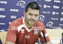 Cosmin Contra: ''Viajamos a Sevilla con la confianza renovada para dar un paso adelante''