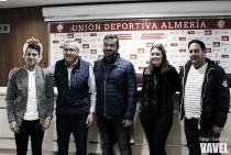 El Almería anuncia su convenio con el CDC Estudiantes