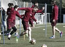 Godín y Oblak no llegan a Gijón
