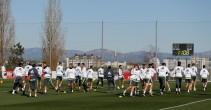 Benítez da descanso a siete jugadores en Copa