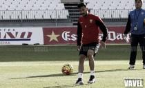 Cristian Herrera apuntala el ataque gerundense