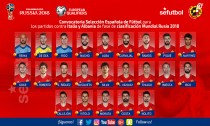 Koke y Saúl, en la lista de Lopetegui para jugar ante Italia y Albania