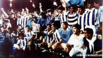 La última Copa del Rey blanquiazul cumple 29 años