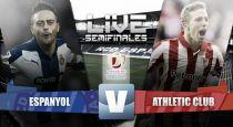 Resultado Espanyol vs Athletic de Bilbao en vivo (0-2)