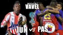 Atlético Junior vs Deportivo Pasto: Juegan su segundo partido de la semana
