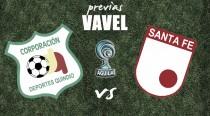 Previa Deportes Quindío vs Independiente Santa Fe: El 'león' en busca de la clasificación