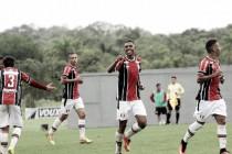 Joinville goleia Vitória da Conquista-BA e estreia bem na Copa SP de Futebol Júnior