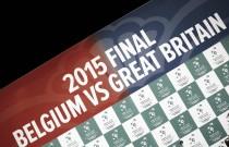 Copa Davis 2015: 111 años de la última final entre Gran Bretaña y Bélgica