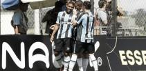 Grêmio confirma favoritismo e vence Brasília na estreia da Copa São Paulo