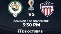 Cortuluá - Atlético Junior: en busca de una victoria para cerrar bien el año