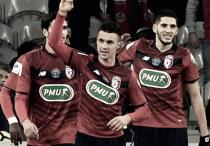 El Lille estará en los octavos de final de la Copa de Francia