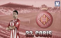 Girona FC 14/15: Coris