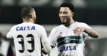 Coritiba de Brasil, rival de Atlético Nacional en los cuartos de final de la Copa Sudamericana