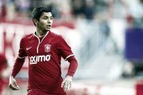 'Tecatito' Corona sigue sin tener minutos en el Twente