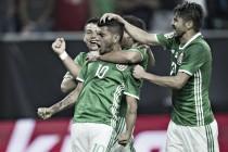 México se corona como líder de grupo