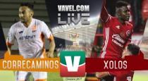 Copa MX Correcaminos 0-1 Xolos