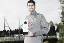 Diego Costa, nombrado jugador del mes de noviembre en la Premier League