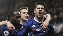 De la mano de Costa el Chelsea es más líder que nunca