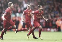 Liverpool 3-2 Manchester City: 10 consecutive victories for table-topping Reds