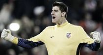 Ron Gourlay: Courtois can play against us